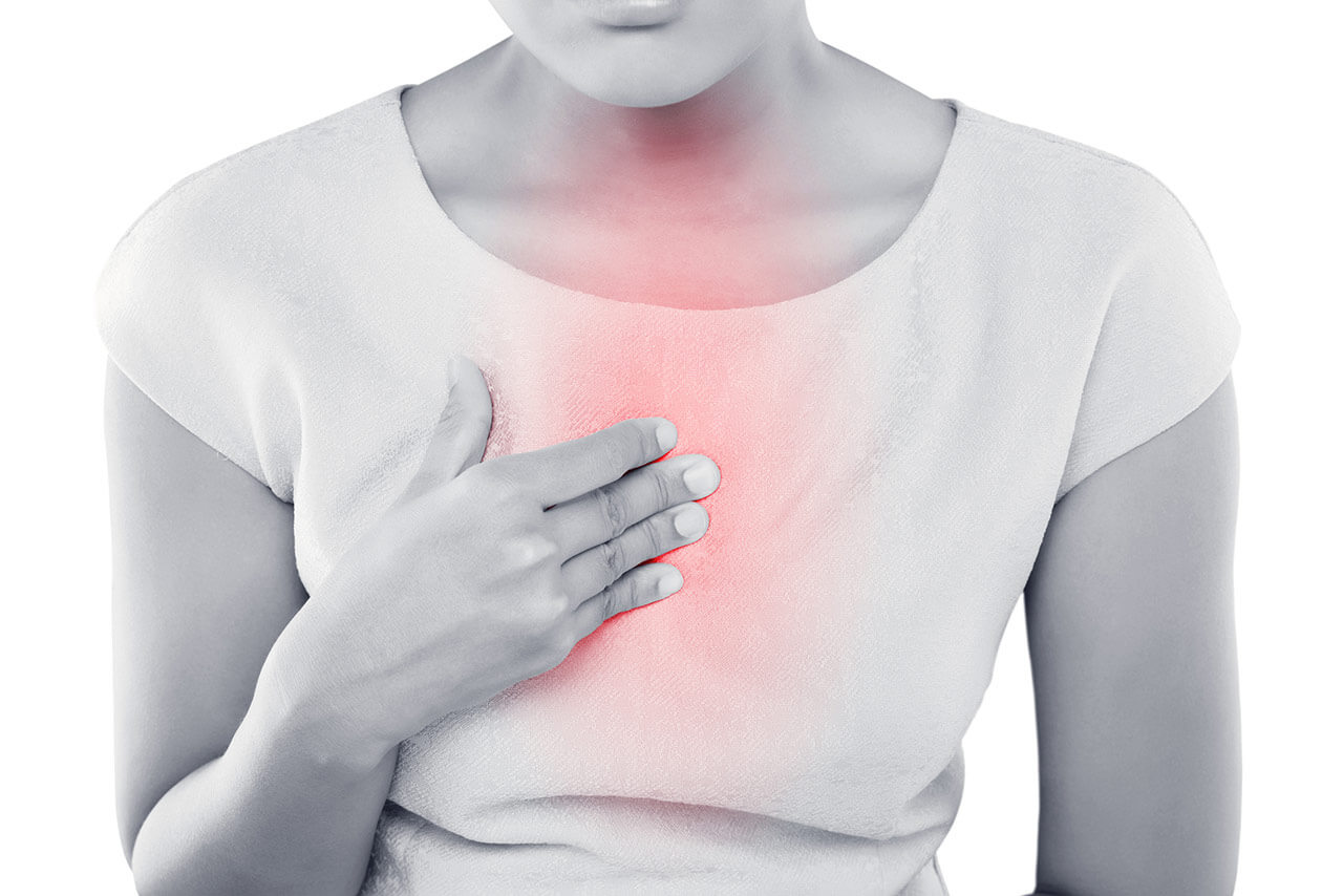 Top Tips to Manage Heartburn / Acid Reflux