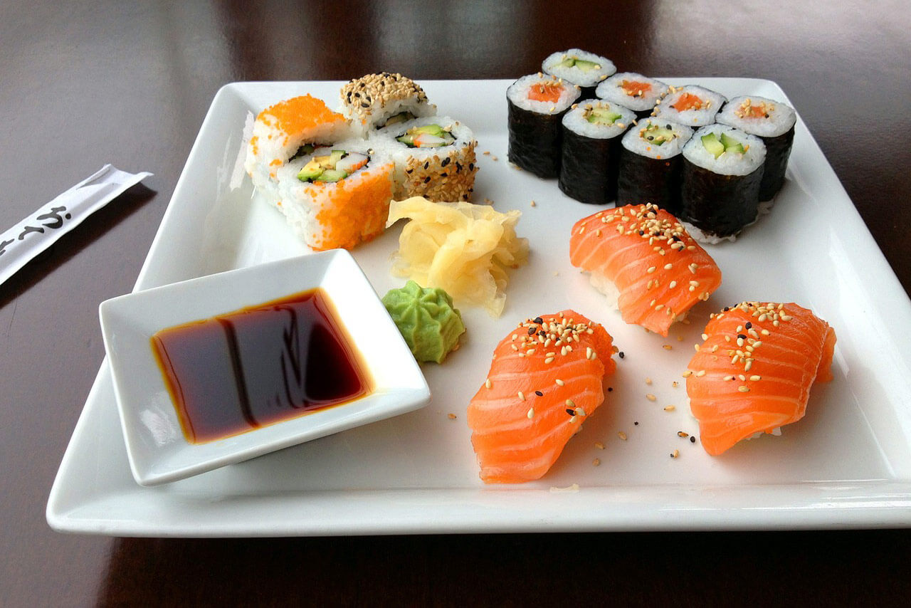 Getting Heart Smart with Sushi
