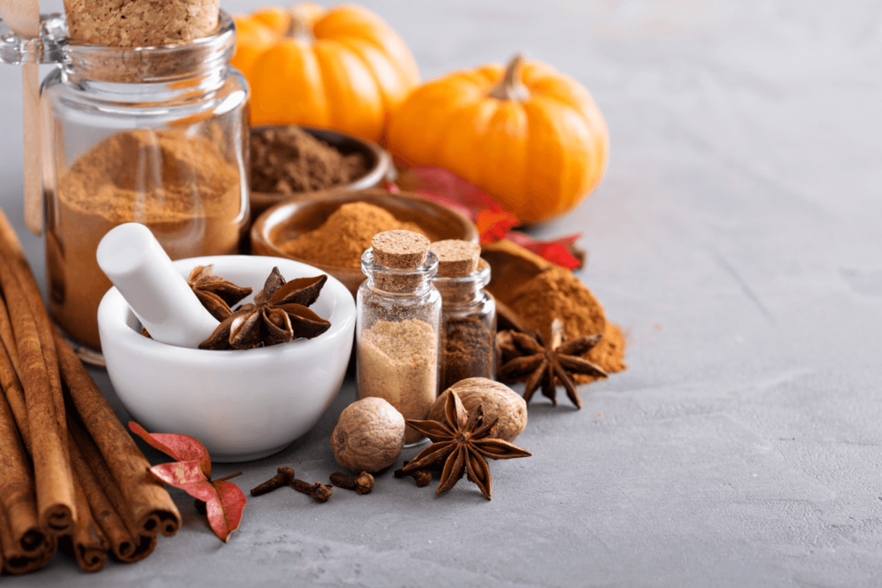 The Five Parts of Pumpkin Spice, Demystified