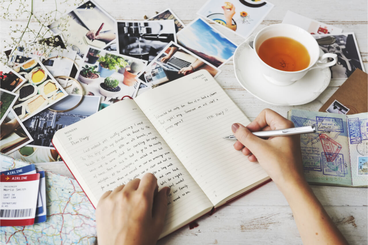 The Benefits of Goal Journaling